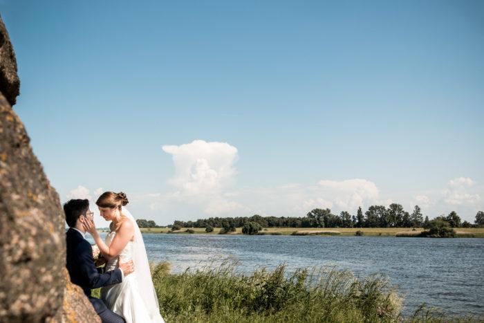 Hochzeit im Zollenspieker Fährhaus