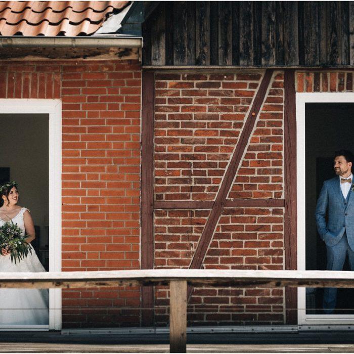 Hochzeit im Waldhof auf Herrenland
