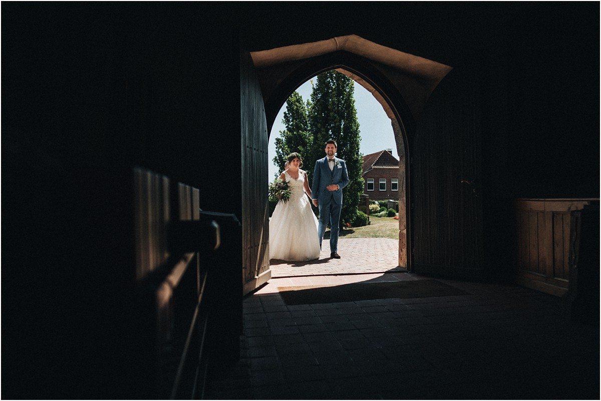 Hochzeit Waldhof auf Herrenland