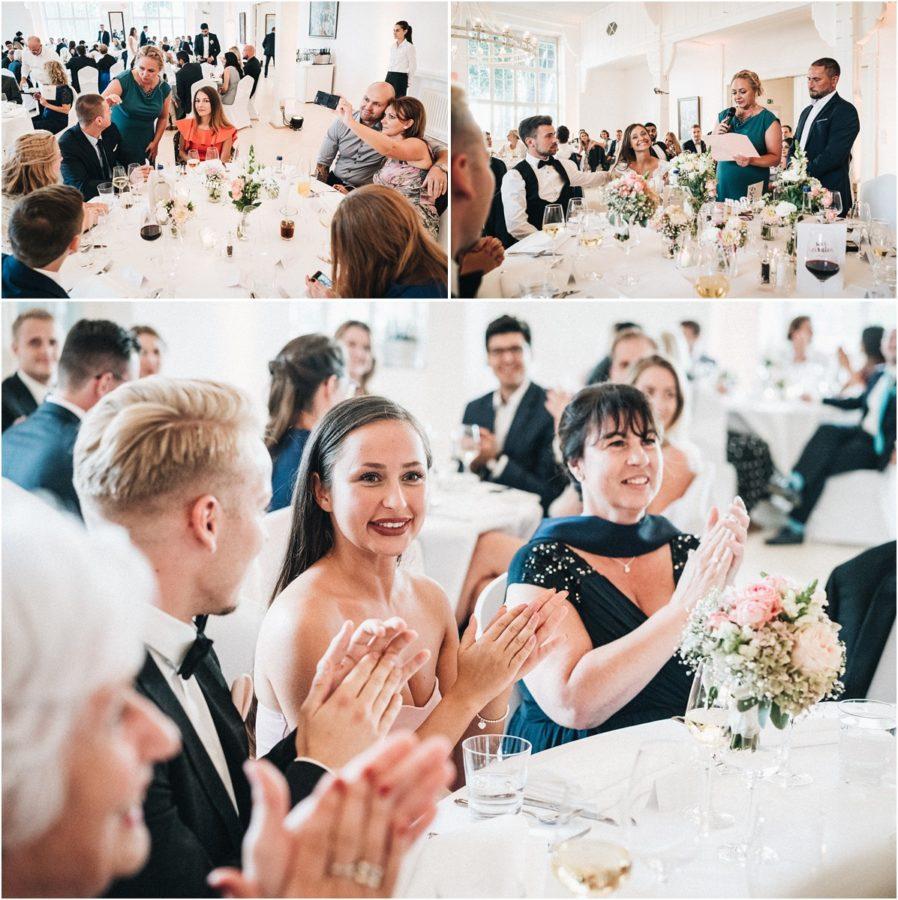 Hochzeit im Jachthafen Hamburg