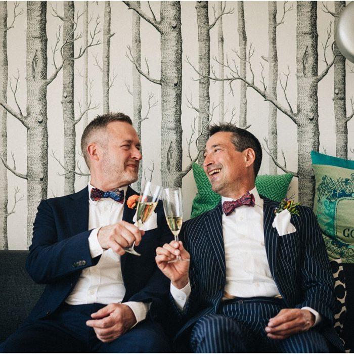 Hochzeit in Entenwerder 1